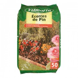 ECORCES DE PIN 50L VILMORIN
