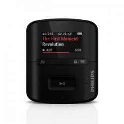 Baladeur MP3 PHILIPS - SA4RGA04KN